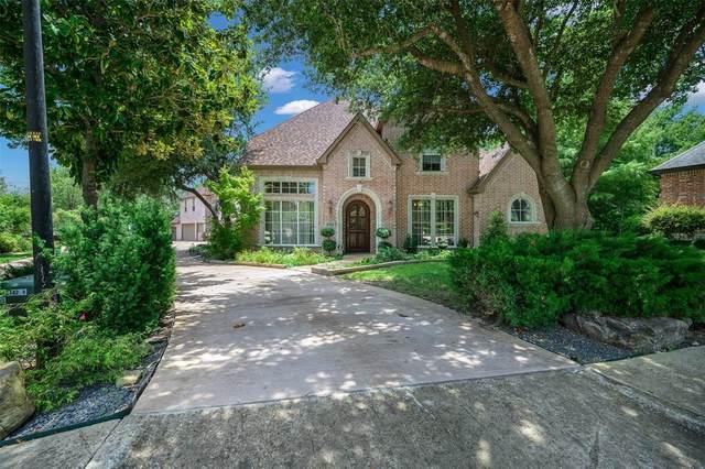 4768 Parkwood Drive, Rockwall, TX 75032 (MLS #14384717) :: The Heyl Group at Keller Williams