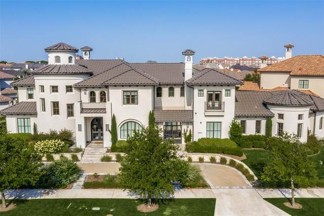12240 Lenox Lane, Frisco, TX 75033 (MLS #14384721) :: The Mauelshagen Group