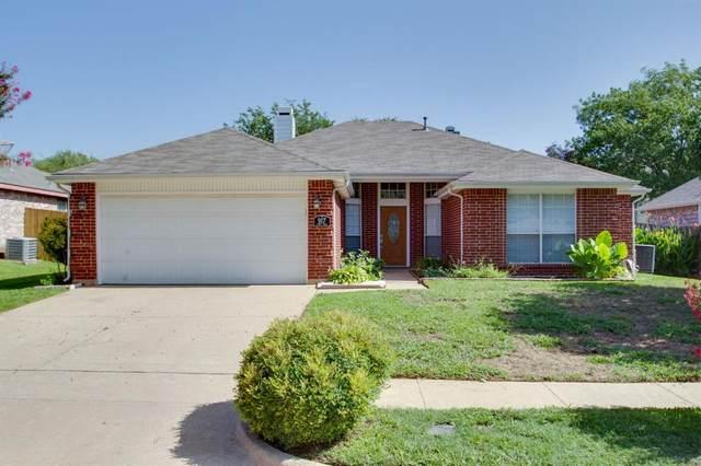 917 Tennis Villa Drive, Arlington, TX 76017 (MLS #14384735) :: Team Tiller