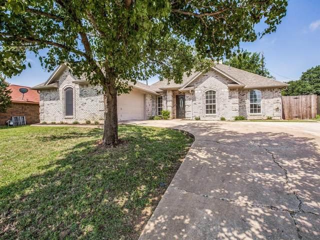 507 N 2nd Street, Krum, TX 76249 (MLS #14384751) :: The Heyl Group at Keller Williams