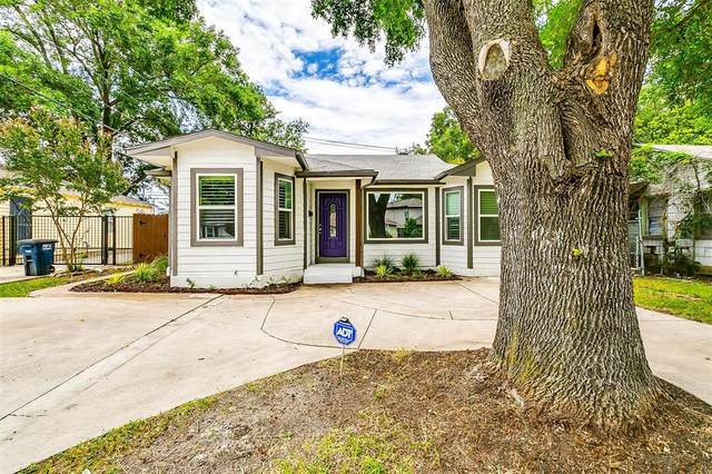 2933 S Hills Avenue, Fort Worth, TX 76109 (MLS #14384769) :: Team Tiller