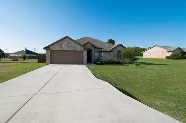 1323 W Chippewa Trail, Granbury, TX 76048 (MLS #14384781) :: The Chad Smith Team