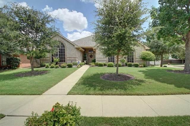 913 Robin Drive, Saginaw, TX 76179 (MLS #14384786) :: All Cities USA Realty