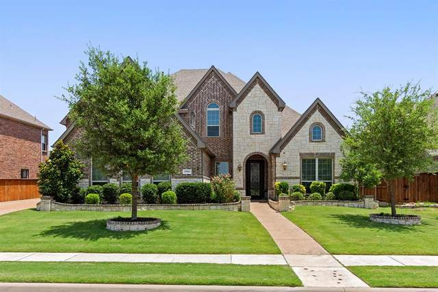 2806 Castlereach Street, Trophy Club, TX 76262 (MLS #14384803) :: All Cities USA Realty