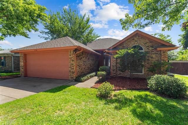 728 Saddle Road, White Settlement, TX 76108 (MLS #14384807) :: Team Tiller