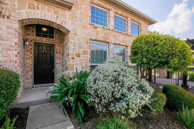3075 Willow Grove Boulevard #2301, Mckinney, TX 75070 (MLS #14384827) :: The Mauelshagen Group