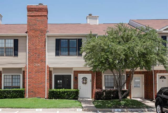 214 Samuel Boulevard #4, Coppell, TX 75019 (MLS #14384865) :: All Cities USA Realty