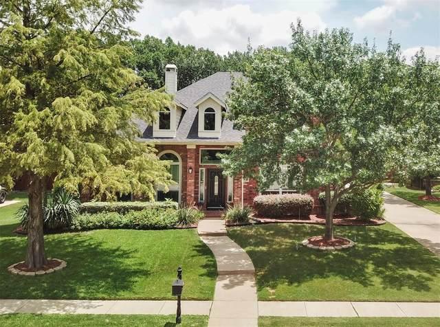 4612 Largo Drive, Flower Mound, TX 75028 (MLS #14384908) :: The Hornburg Real Estate Group