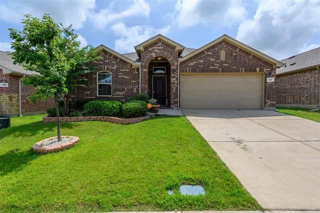 613 Cheyenne Drive, Aubrey, TX 76227 (MLS #14384912) :: Frankie Arthur Real Estate