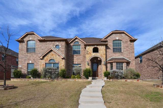 12426 Pleasant Grove Drive, Frisco, TX 75035 (MLS #14384967) :: The Mauelshagen Group
