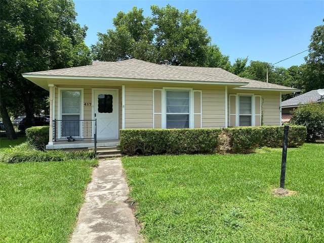 417 Rea Avenue, Lancaster, TX 75146 (MLS #14384971) :: The Chad Smith Team