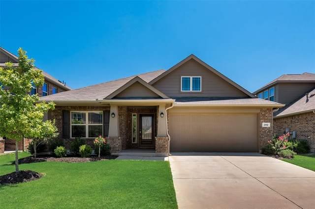 2312 Grant Park Way, Prosper, TX 75078 (MLS #14384994) :: Tenesha Lusk Realty Group