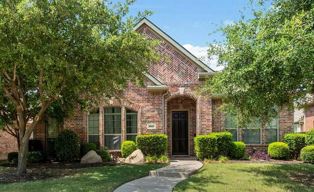 808 Cougar Drive, Allen, TX 75013 (MLS #14385007) :: Hargrove Realty Group