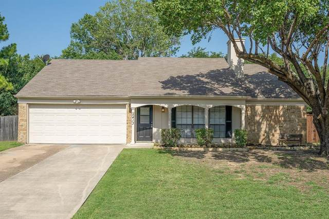 5413 Timber Creek Road, Flower Mound, TX 75028 (MLS #14385018) :: Post Oak Realty