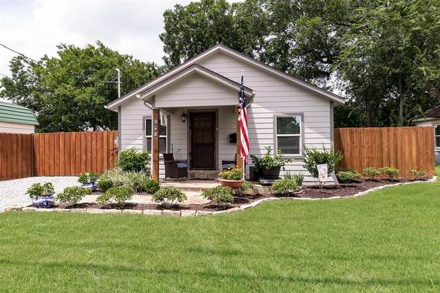 605 E Graham Street, Mckinney, TX 75069 (MLS #14385034) :: The Kimberly Davis Group