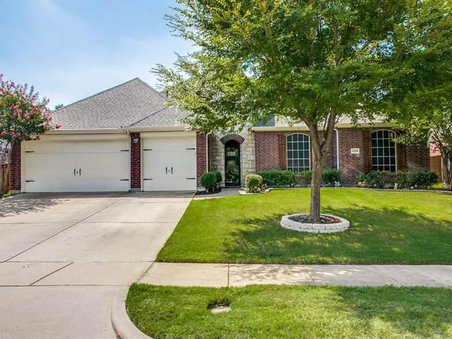 4308 Crestview Lane, Mansfield, TX 76063 (MLS #14385047) :: The Hornburg Real Estate Group