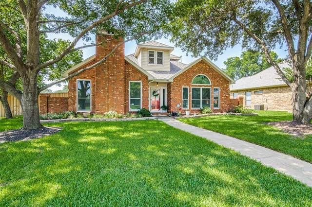 1202 Wagon Wheel Road, Garland, TX 75040 (MLS #14385051) :: Real Estate By Design