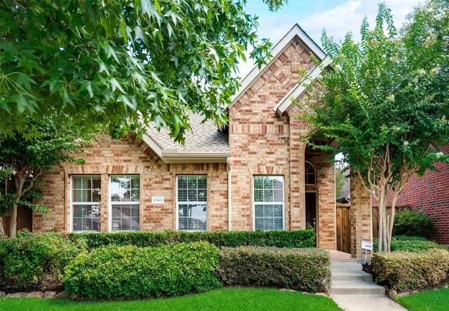 9548 Park Garden Drive, Frisco, TX 75035 (MLS #14385052) :: Team Hodnett