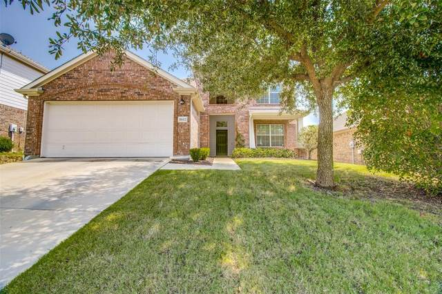 8612 Tumbleweed Drive, Cross Roads, TX 76227 (MLS #14385054) :: Frankie Arthur Real Estate