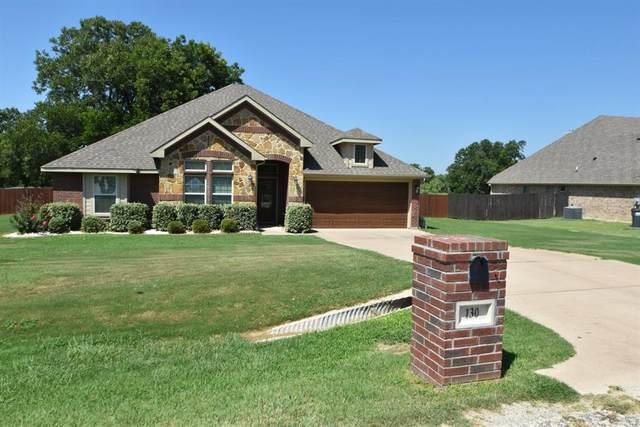 130 Bridle Path Drive, Stephenville, TX 76401 (MLS #14385059) :: Team Hodnett