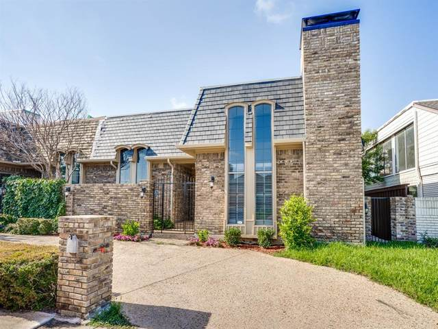 5818 Orchid Lane, Dallas, TX 75230 (MLS #14385063) :: Team Tiller