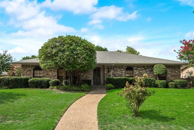 2129 Heather Hill Lane, Plano, TX 75075 (MLS #14385069) :: Robbins Real Estate Group