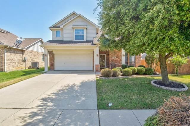 10812 Hawks Landing Road, Fort Worth, TX 76052 (MLS #14385081) :: The Good Home Team