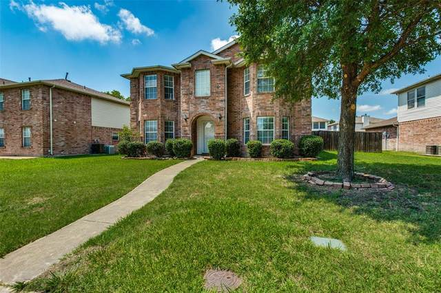 139 Hampshire Lane, Rockwall, TX 75032 (MLS #14385082) :: NewHomePrograms.com LLC