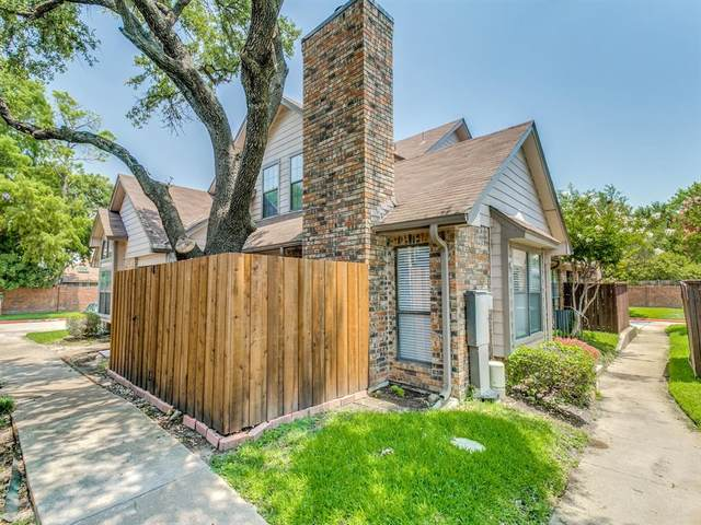 449 Harris Street #103, Coppell, TX 75019 (MLS #14385105) :: Results Property Group