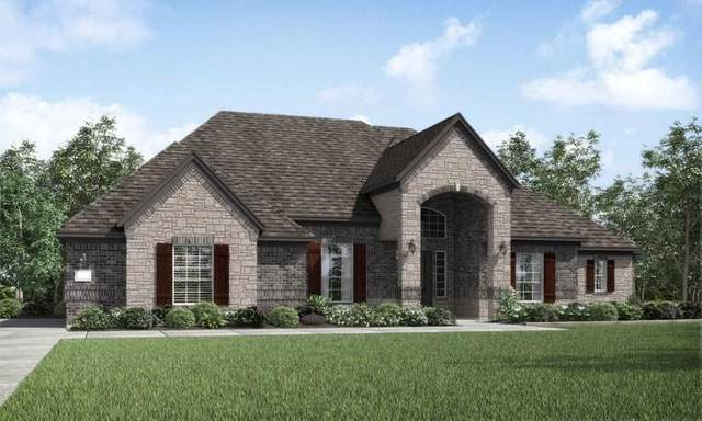 108 Willow Oak Drive, Krugerville, TX 76227 (MLS #14385112) :: Team Tiller