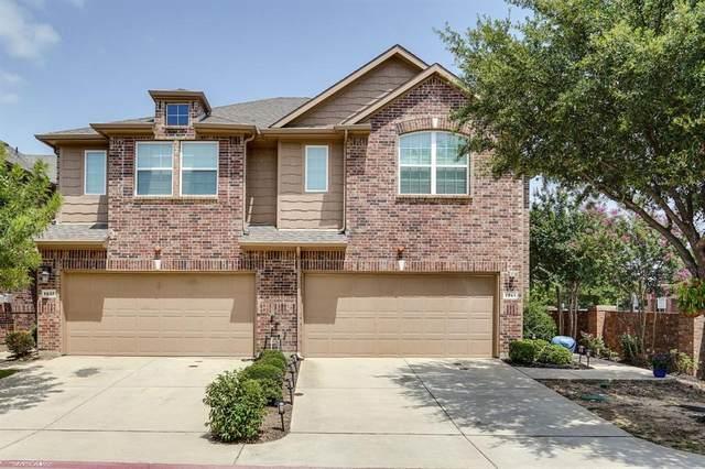 1941 Argyle Lane, Lewisville, TX 75067 (MLS #14385115) :: Maegan Brest | Keller Williams Realty