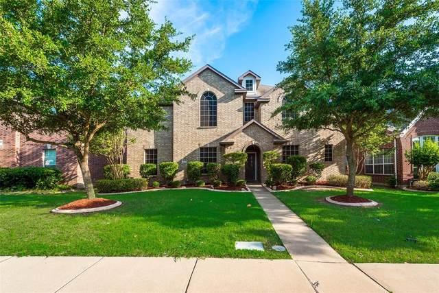 1810 Olympus Drive, Lancaster, TX 75134 (MLS #14385133) :: Team Tiller