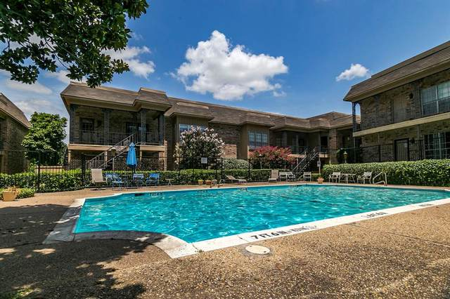 4401 Bellaire Drive S 227S, Fort Worth, TX 76109 (MLS #14385155) :: The Heyl Group at Keller Williams