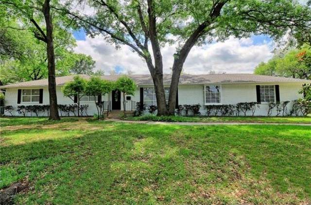 5630 Forest Lane, Dallas, TX 75230 (MLS #14385158) :: Team Tiller