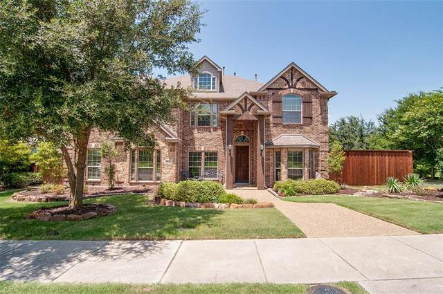 825 Windham Drive, Rockwall, TX 75087 (MLS #14385164) :: NewHomePrograms.com LLC