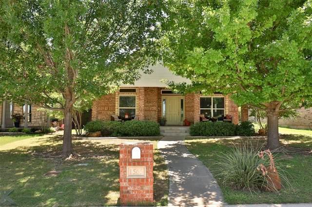 1565 Wildlife Trails Parkway, Abilene, TX 79601 (MLS #14385165) :: Team Tiller