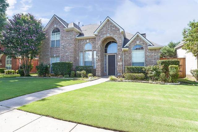 6312 W Trace Drive, Plano, TX 75093 (MLS #14385167) :: Front Real Estate Co.