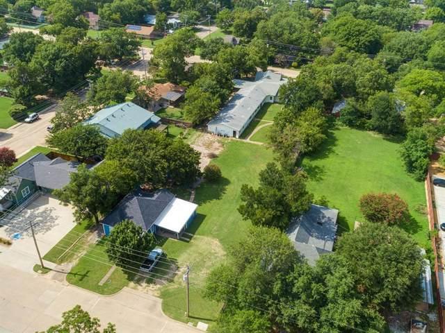 145 W Walters Street, Lewisville, TX 75057 (MLS #14385215) :: Post Oak Realty