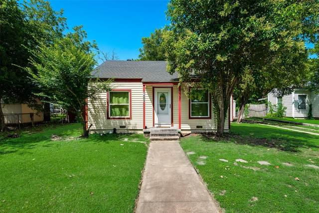 1409 Byrd Drive, River Oaks, TX 76114 (MLS #14385218) :: HergGroup Dallas-Fort Worth
