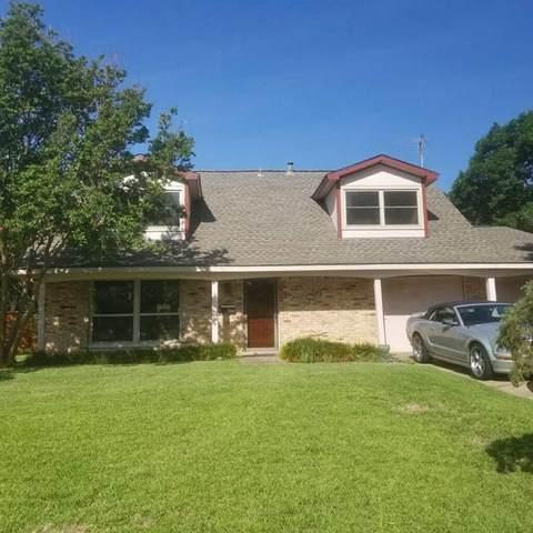 1401 Meadow View Drive, Richardson, TX 75080 (MLS #14385242) :: Team Hodnett