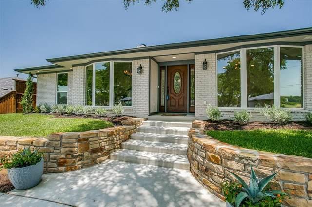 202 Fall Creek Drive, Richardson, TX 75080 (MLS #14385252) :: Team Hodnett