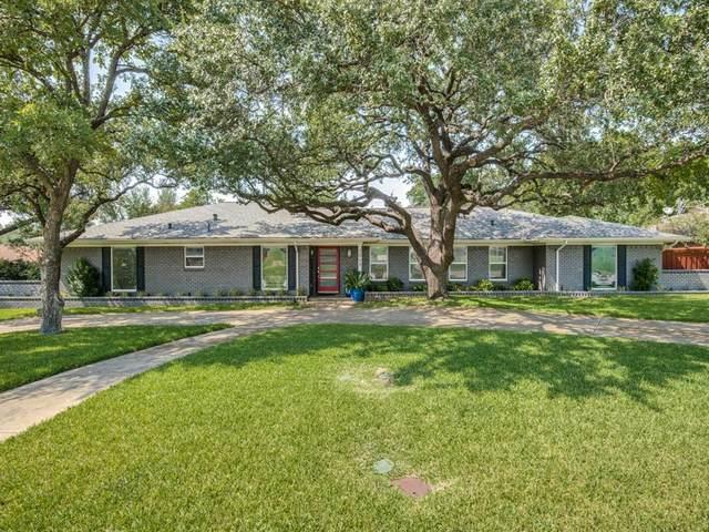 3949 Alta Vista Lane, Dallas, TX 75229 (MLS #14385268) :: Team Tiller