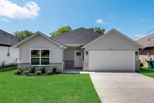 3539 Pickett Street, Greenville, TX 75401 (MLS #14385270) :: The Chad Smith Team