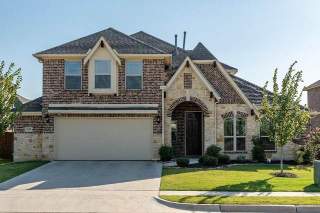 1120 Marigold Drive, Burleson, TX 76028 (MLS #14385301) :: The Hornburg Real Estate Group