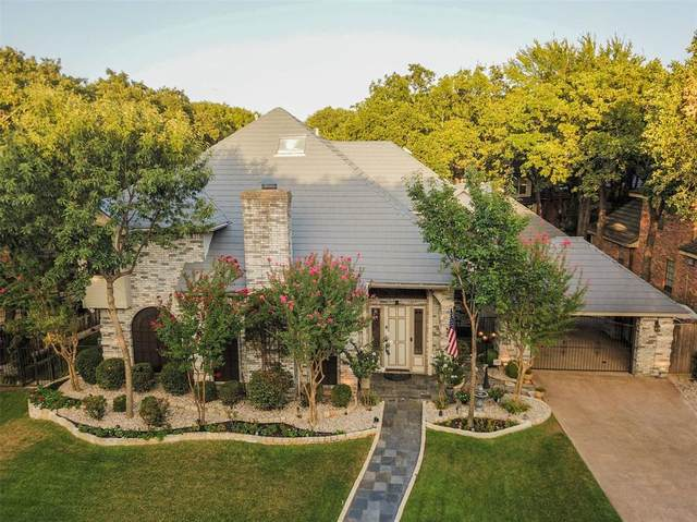 4917 Bridgewater Drive, Arlington, TX 76017 (MLS #14385315) :: Robbins Real Estate Group