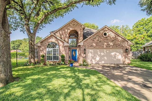 2416 Cameron Court, Irving, TX 75060 (MLS #14385325) :: The Chad Smith Team