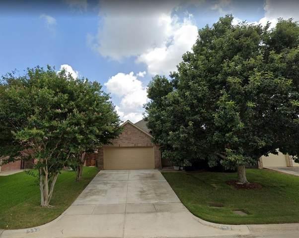 6904 Stockton Drive, Fort Worth, TX 76132 (MLS #14385355) :: The Good Home Team