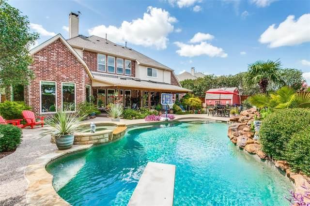 704 Bear Creek Drive, Murphy, TX 75094 (MLS #14385358) :: The Good Home Team