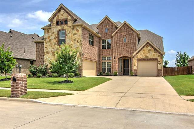 3522 Harlan Drive, Sachse, TX 75048 (MLS #14385382) :: The Chad Smith Team