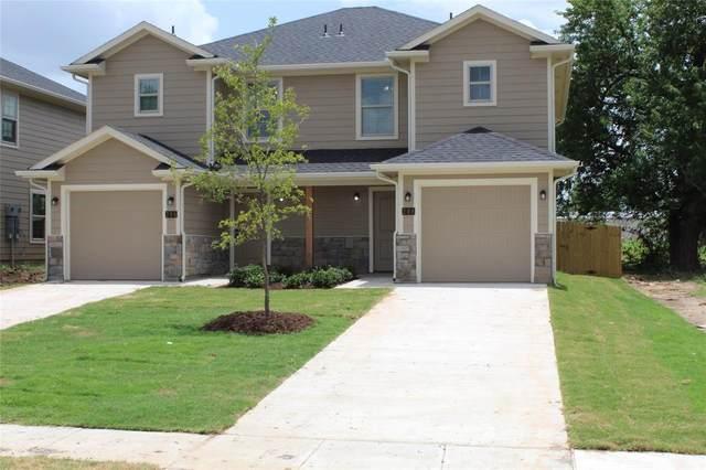 231-233 West Forest Avenue, Sherman, TX 75090 (MLS #14385393) :: Justin Bassett Realty